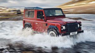 Land Rover Defender Works V8 - Novi stari Defender
