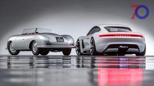 Porsche: 70 godina sportskih automobila