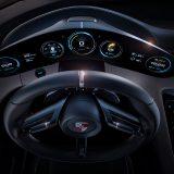 Porscheov koncept Mission E