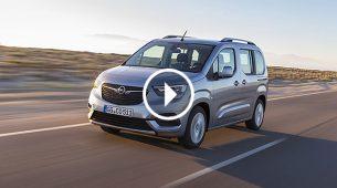 Opel predstavio obiteljski Combo Life
