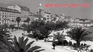 Povijest automobilizma i motociklizma u Splitu