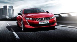 Peugeot predstavio novi 508