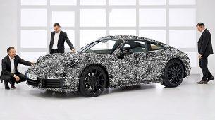 Porsche potvrdio dolazak hibridne 911-ice