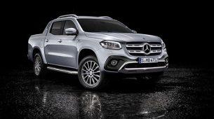 Mercedes-Benz predstavio X klasu s V6 motorom