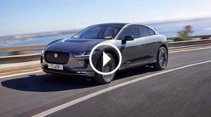 Jaguar I-Pace - 400 električnih konja i 480 km autonomije