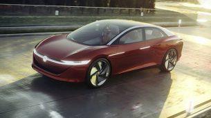 Volkswagen I.D. Vizzion stiže 2022.