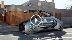 Renault EZ-GO - automobil i usluga