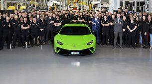 Lamborghini proizveo 10.000 Huracána i otkrio detalje o nasljedniku