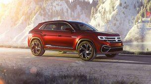 Volkswagen Atlas Cross Sport - X6 za mase