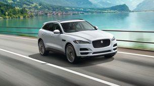 Jaguar - moguć SUV veći od F-Pacea