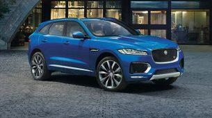 Jaguar sprema novi crossover: C-Pace
