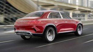 Vision Mercedes-Maybach Ultimate Luxury - Nije GLS, ali je luksuzan