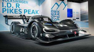 Volkswagen predstavio I.D. R Pikes Peak