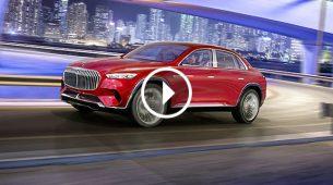 Vision Mercedes-Maybach Ultimate Luxury - neobično dijete SUV-a i limuzine