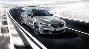 BMW predstavio M5 Competition snage 625 KS