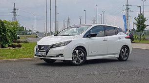 Nissan Leaf & Qashqai ProPilot