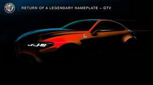 Alfa Romeo GTV i u cabrio izdanju?