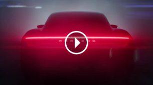 Taycan - Porsche elektrificirane duše