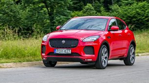 Jaguar E-Pace 2.0 D 4WD First Edition