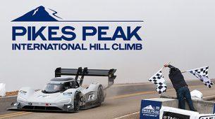 7:57 - Volkswagen I.D. R je novi rekorder utrke Pikes Peak!