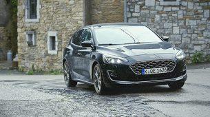 Novi Ford Focus sa sustavom prepoznavanja udarnih rupa