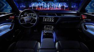 Audi predstavio high-tech interijer modela E-Tron