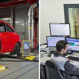 Testiranje vozila u laboratorijskim uvjetima, ispitno središte Opela - Rodgau-Dudenhofen