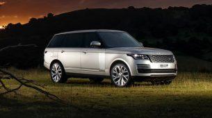 Sljedeći Range Rover s novom i lakšom platformom