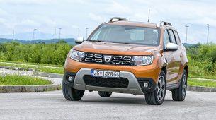 Dacia Duster 1.5 dCi 4x4 Prestige