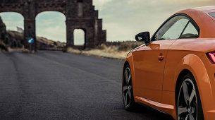 Audi najavio skoru premijeru osvježenog TT-a