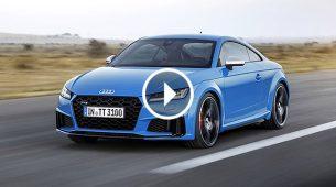 Audi osvježio TT taman za 20. obljetnicu modela
