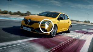 Renault predstavio 300 KS snažni Mégane RS Trophy
