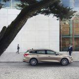 Ford Focus Wagon Titanium