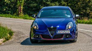 Alfa Romeo Giulietta 2.0 JTD Sprint