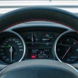 Tijekom našeg testa zabilježili smo potrošnju u gradskoj vožnji od 7,5 l/100 km te od 6,0 na otvorenoj cesti što su solidni rezultati s obzirom na sportski karakter ovog automobila. Najveća izmjerena brzina dosegla je 214 km/h