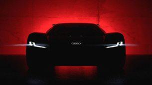Audi PB18 E-Tron - električni koncept s Le Mans korijenima