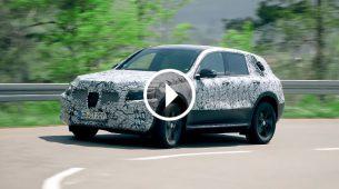Mercedes-Benz privodi kraju razvoj modela EQ C