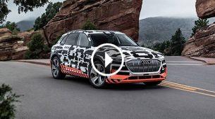 Audi E-Tron - prvi službeni tehnički podaci