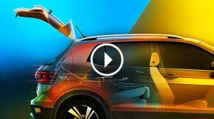Volkswagen T-Cross - praktično rješenje