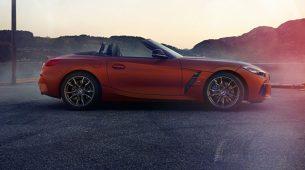 Novi BMW Z4 - prve službene fotografije