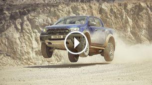 Ford predstavio europski Ranger Raptor