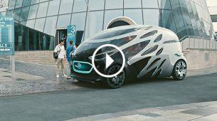 Mercedes-Benz Vision Urbanetic - vizija električne i autonomne budućnosti