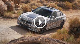 BMW - uskoro stiže nova serija 3