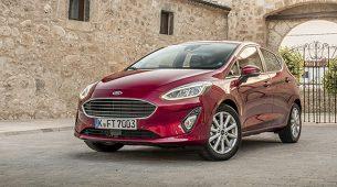 Nova Ford Fiesta već od 991 kn mjesečno!