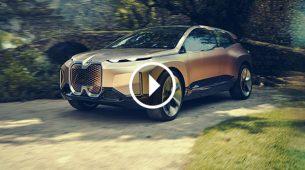 Predstavljena budućnost BMW-a - iNEXT