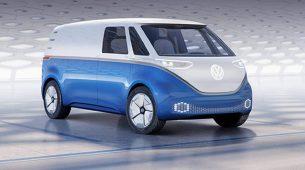 Volkswagen predstavio I.D. Buzz Cargo