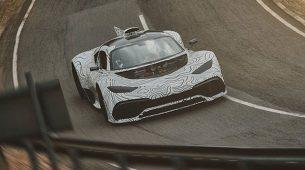 Mercedes-AMG započeo s testiranjima modela Project One
