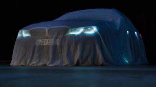 BMW objavio novi teaser nove serije 3