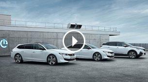 Peugeot predstavio nove hibridne modele: 508, 508 SW i 3008