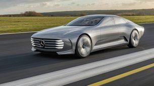 Mercedes-Benz EQ - sljedeći korak električna S klasa